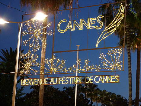 Cannes Welcome by Christine Burdine