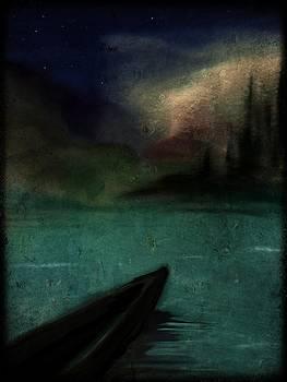 Canoe by Betsey Walker Culliton