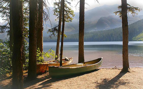 Marty Koch - Canoes At The Ready