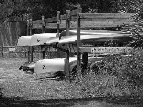 Shawna Gibson - Canoes II