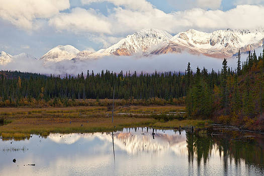 Cantwell Alaska 2 by Chris Heitstuman