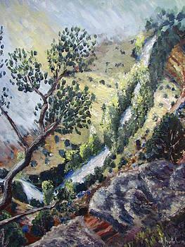 Canyon Creek by Don Hutchison