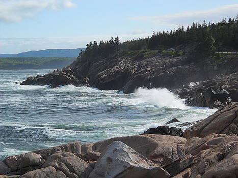 Cape Breton Inlet by Jeff Moose