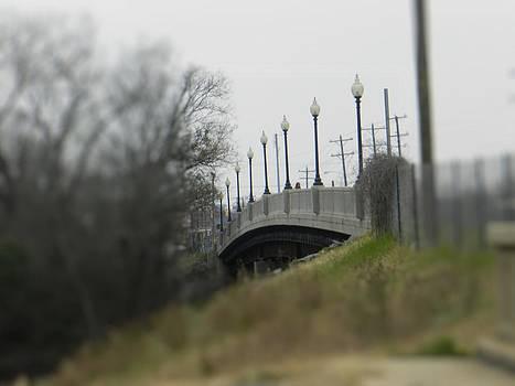 Cape Fear River Bridge by Melody McCoy