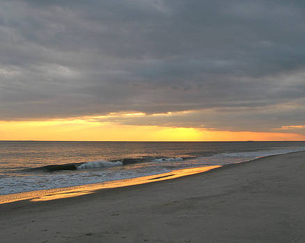 Cape May Sunset by Ann Kinney