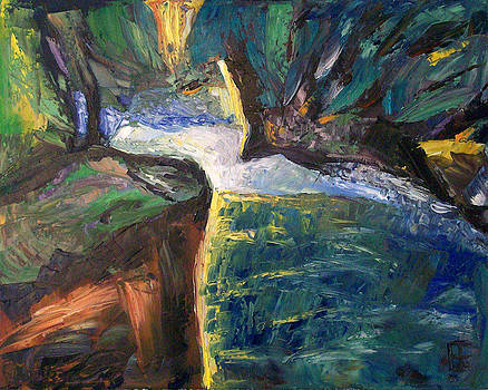 Allen Forrest - Capilano Canyon River 1