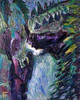 Allen Forrest - Capilano Canyon River 2