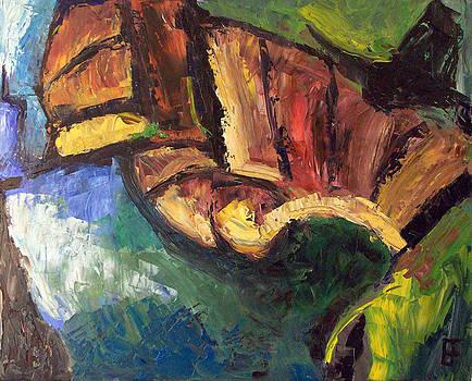 Allen Forrest - Capilano Canyon River 3