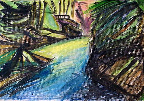 Allen Forrest - Capilano Canyon River Vista