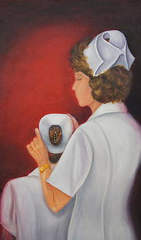 Capping A Tradition of Nursing by Marlyn Boyd