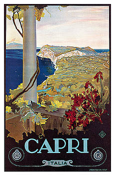 Mario Borgoni - Capri
