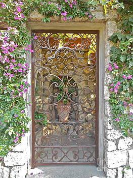 ITALIAN ART - Capri-Timeless Gate