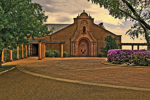 Caprock Winery by Robert Hudnall