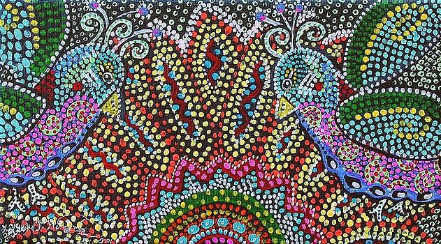 Captivating Flight by Kelly Nicodemus-Miller