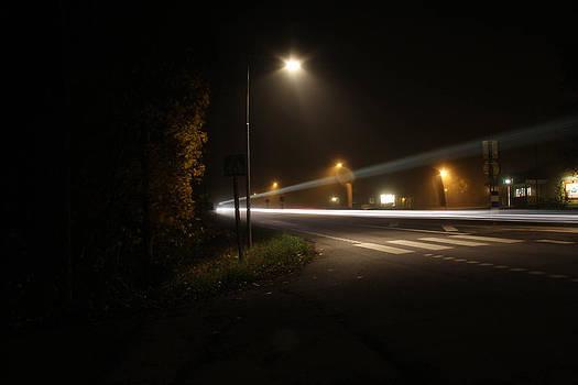 Car trace by Christoffer Rathjen