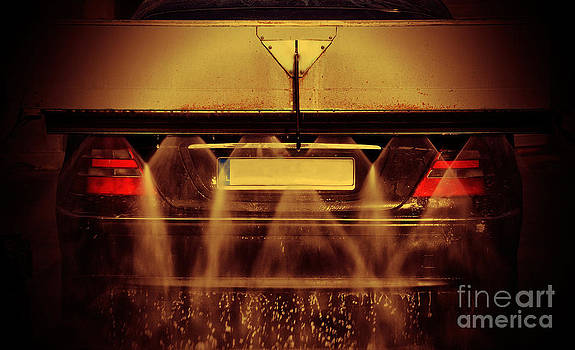 Car Wash by Slavi Begov