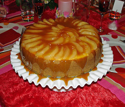 Robert Meyers-Lussier - Caramel Apple Cheesecake Valentine