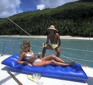 Don Kreuter - Caribbean Cruising