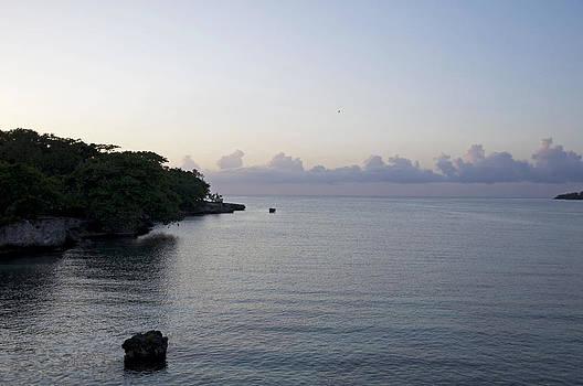 Elaine Mikkelstrup - Caribbean Sunset