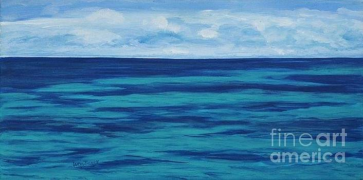 Caribbean View by Laura Spalinger