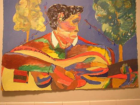 Carlos Jobim by Armando Alleyne