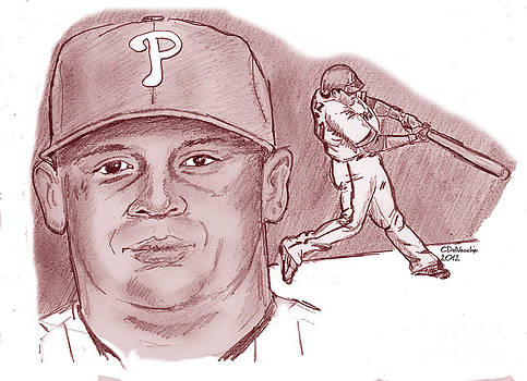 Chris  DelVecchio - Carlos Ruiz -Chooch