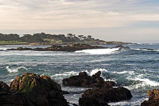 Carmel by the Sea by Dustin Gaffke
