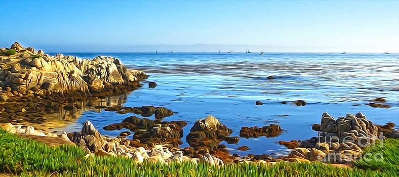 Gregory Dyer - Carmel Seascape