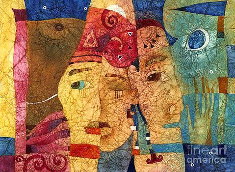 Svetlana and Sabir Gadghievs - Carniva-Masks