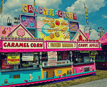 Carnival Candy Factory by Eye Shutter To Think