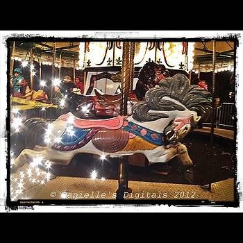 Carousel by Danielle McNeil