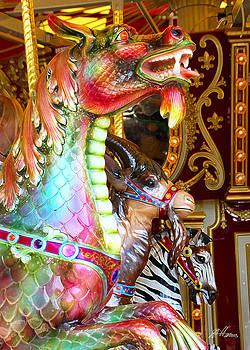 Diana Haronis - Carousel Dragon