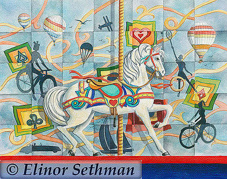 Carousel Follies by Elinor Sethman