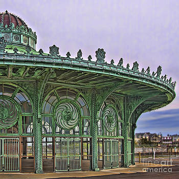 Carousel House by Vicki DeVico