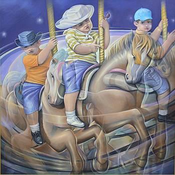 Carrousel by Jorge Cardenas