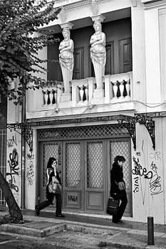 Caryatids 2011 by Stamatis Gr