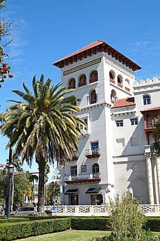 Carmen Del Valle - Casa Monica Hotel