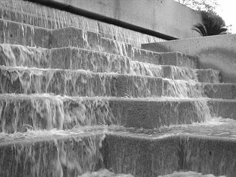 Cascading Waterfalls II by Michaelle Beasley