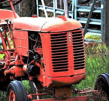 Bill Owen - Case Tractor
