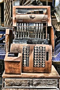 Cash Register by Donald Tusa