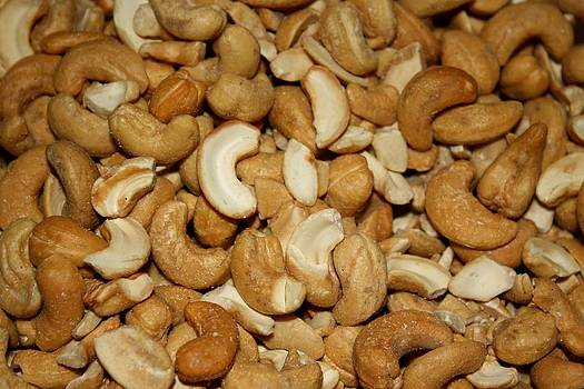 Cashew Nuts by Unknown