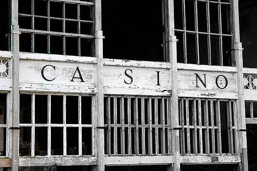 Casino Boardwalk by Shannon OBrien
