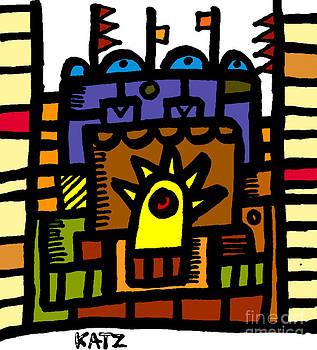 Castillo by Daniel Katz