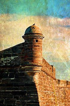 Carmen Del Valle - Castillo de San Marcos