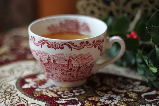 Castles and Tea by Sherry Hahn