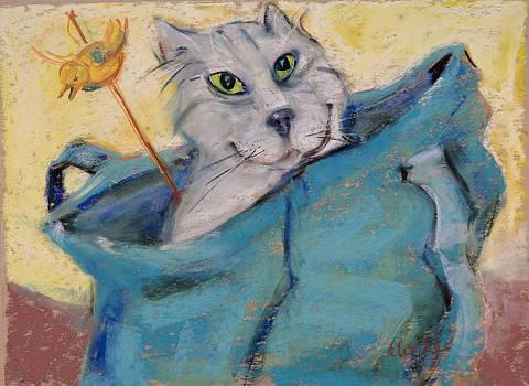 Cat in a Bag by Barbara Torke