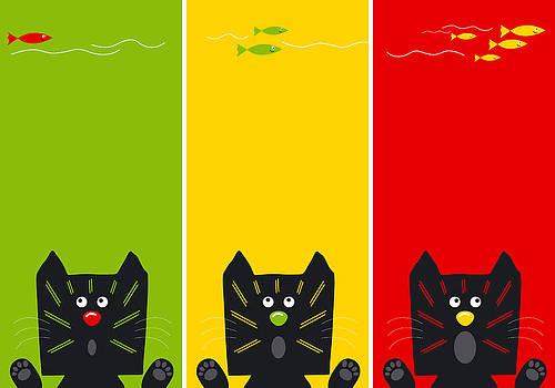 Cat by Natee Srisuk