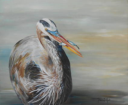 Catch Of The Day by Patricia DeHart