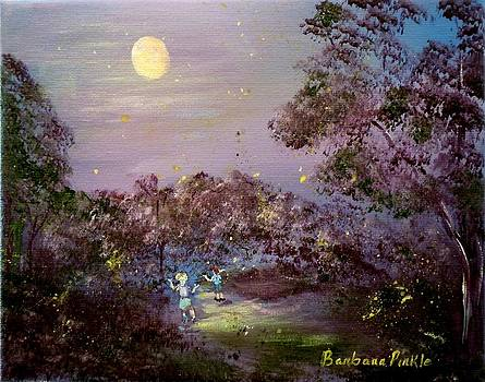 Catching Fireflies by Barbara Pirkle