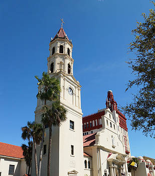 Carmen Del Valle - Cathedral Basilica of St. Augustine